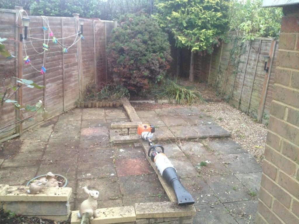 End of tenancy cleaning tidy gardens for Garden cleaning services