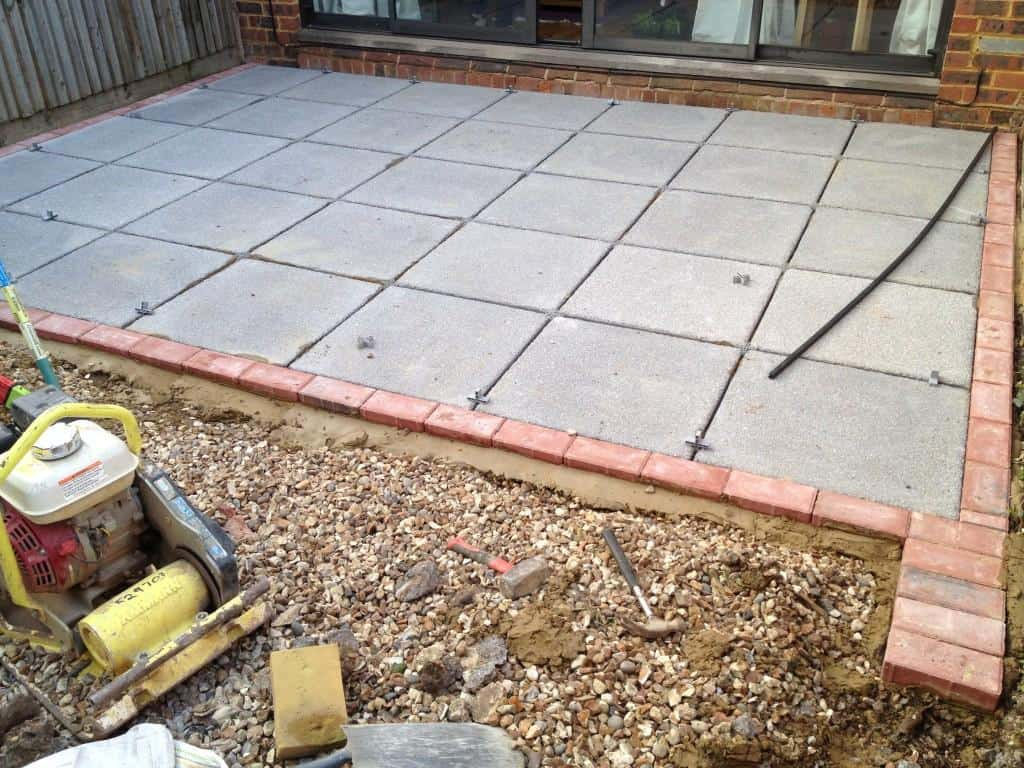 Superb Patio Construction Service